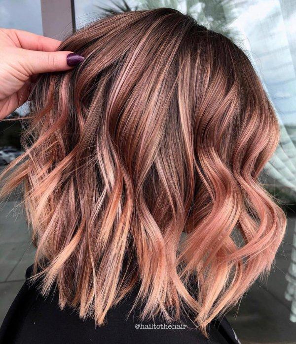 Hair, Hairstyle, Hair coloring, Blond, Brown hair,