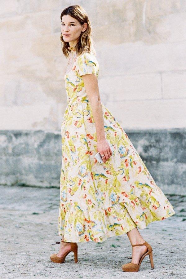yellow,clothing,dress,pink,wedding dress,