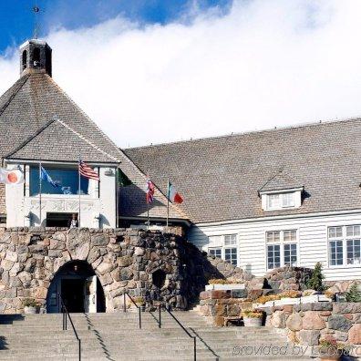Timberline Lodge, town, landmark, building, house,
