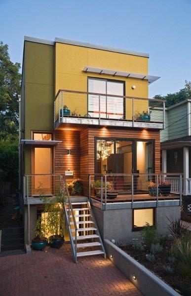 Urban Lot, Portland, USA