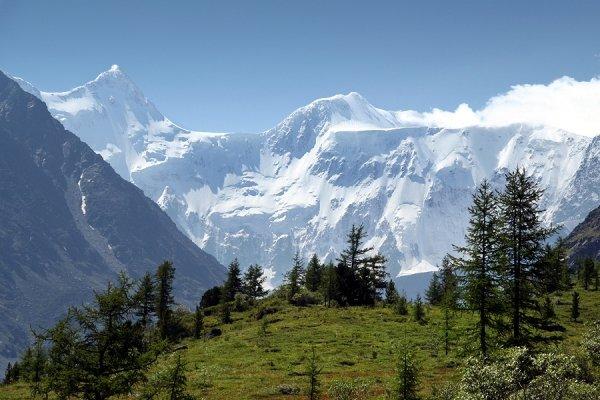 Visit the Altai Mountain Region