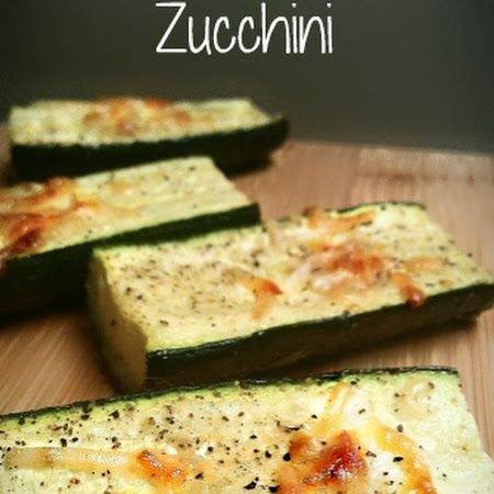 Broiled Zucchini