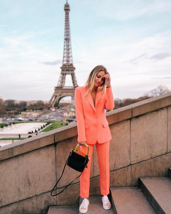 Eiffel Tower, clothing, footwear, fashion, spring,