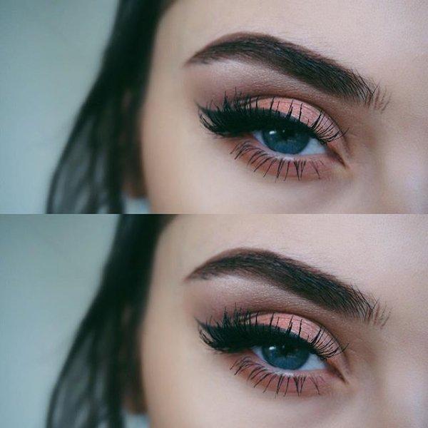 color, eyebrow, green, blue, aqua,
