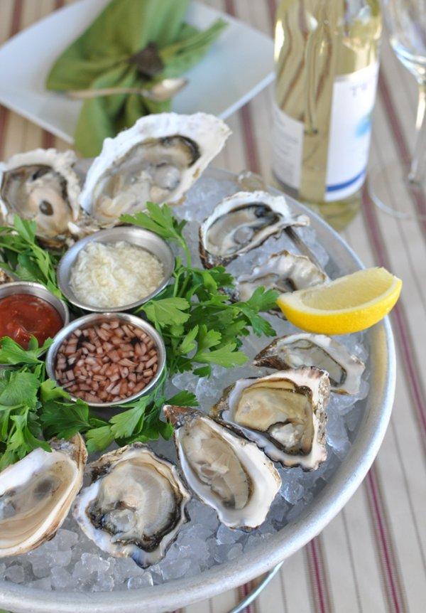 food,dish,oyster,seafood,invertebrate,