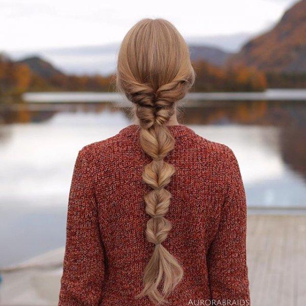 clothing, hair, hairstyle, art, knitting,