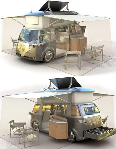 Mobile Eco-home