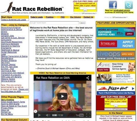 Ratracerebellion.com