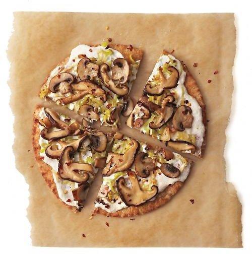 Mushroom Pitza