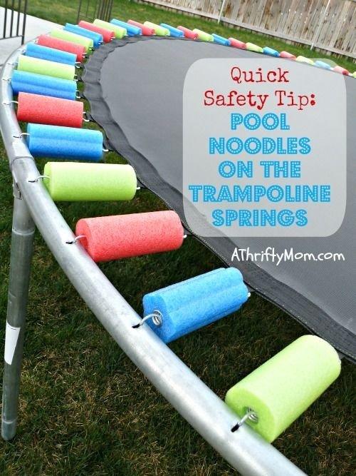 Trampoline Saver