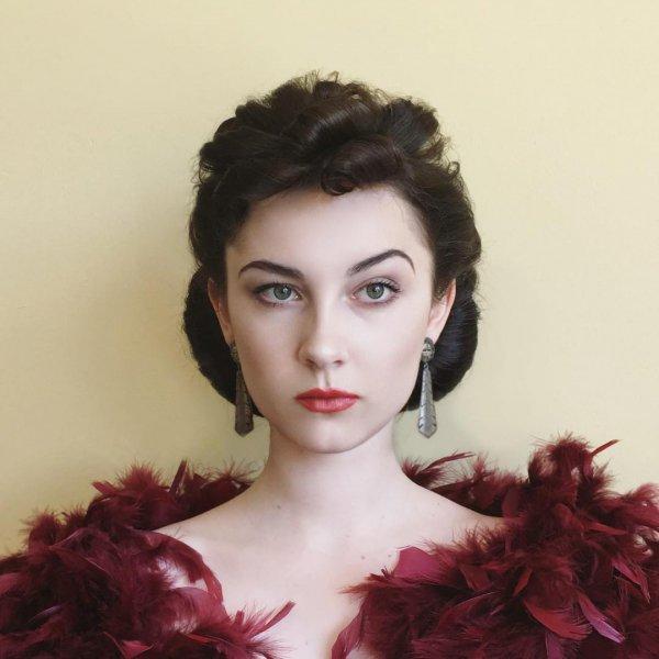 More Scarlett