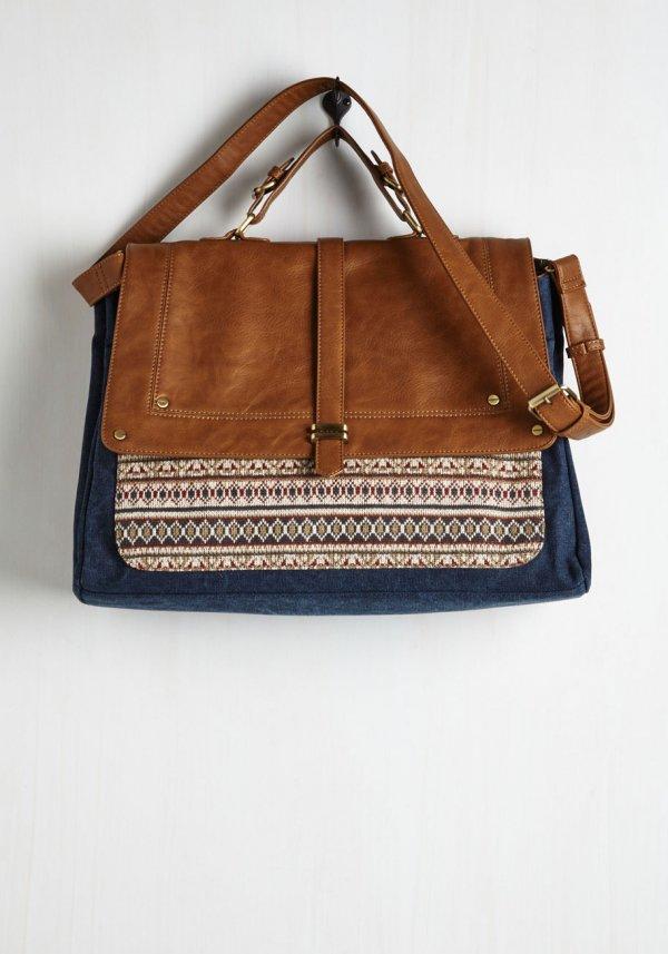 Print Detail Bag