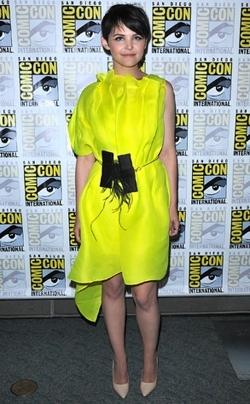 Ginnifer Goodwin's Yellow Celebrity Fashion Faux Pas