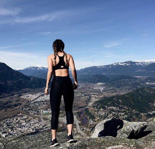 mountain, mountaineering, fell, human action, hiking,