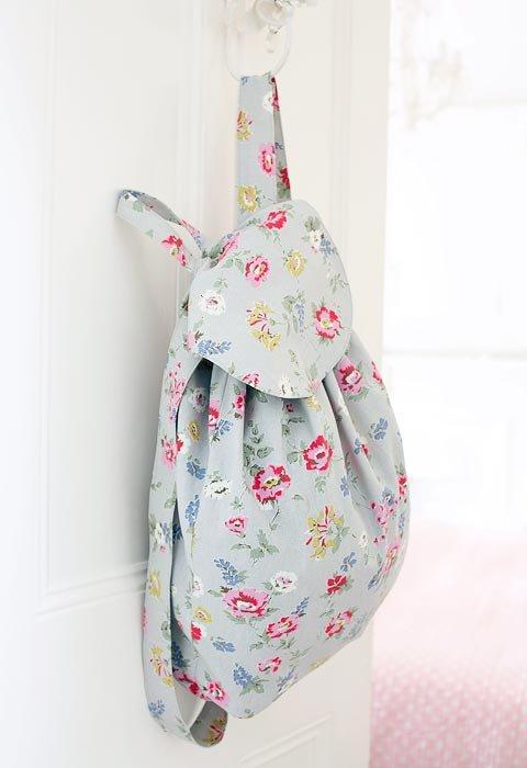 7 Stylishly Cute Diy Backpacks That You Can Make Yourself