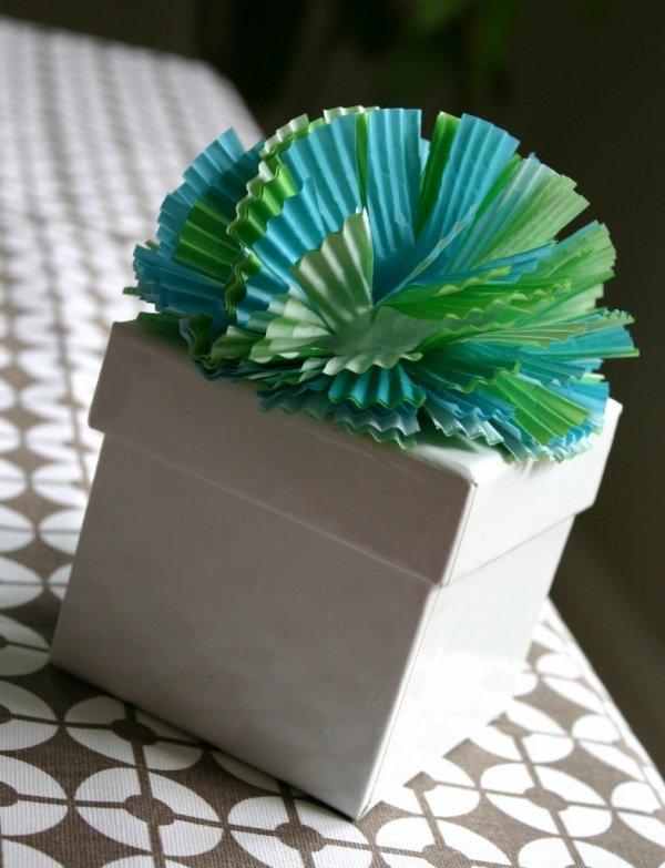 Gift Wrap Flower