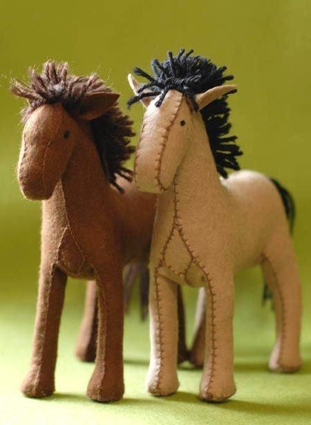 Handmade Horses