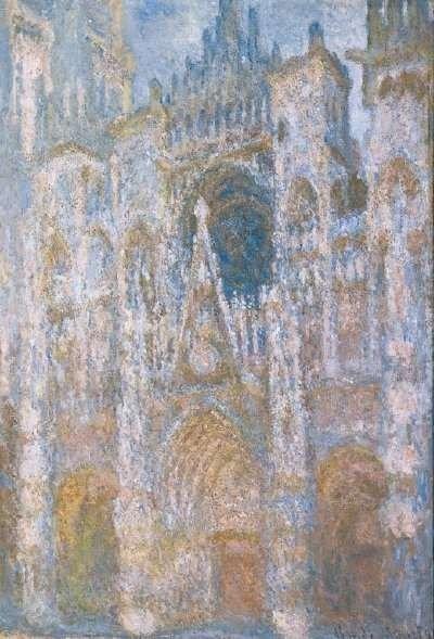 Rouen Cathedral- Monet