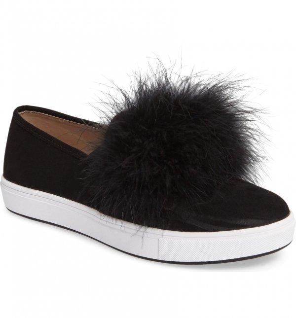 footwear, shoe, leather, fur, textile,