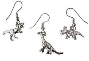 Dinosaur Earring Set