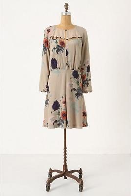 Ottoman Poppies Dress