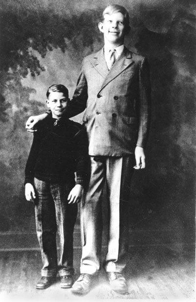 Taller than Dad