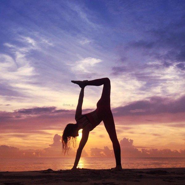 physical fitness,sports,morning,sunset,yoga,