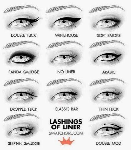 Lashings of Liner