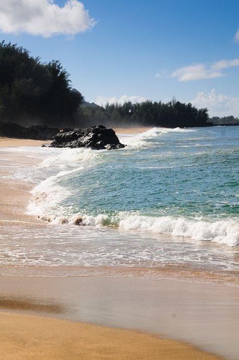 Lumahai Beach, Kaua'i