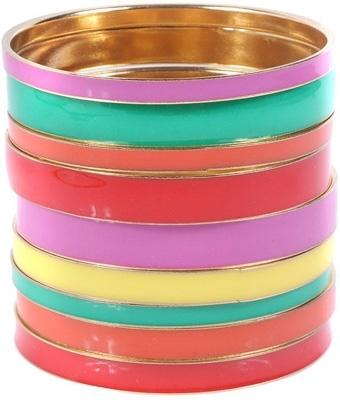 Rainbow Bangle Set