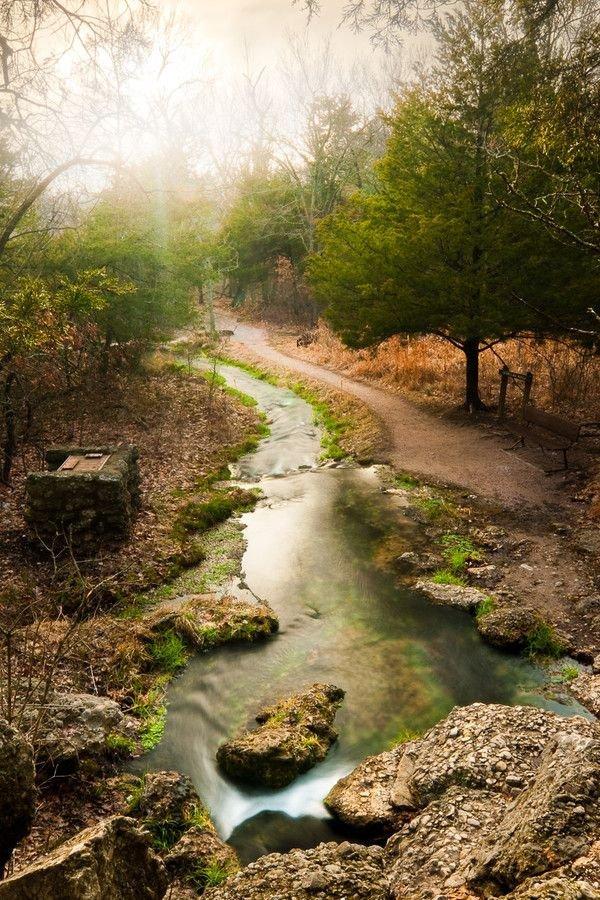Oklahoma - Chickasaw National Recreation Area