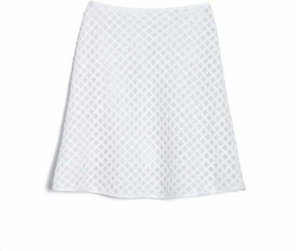 Tjmaxx White Skirt