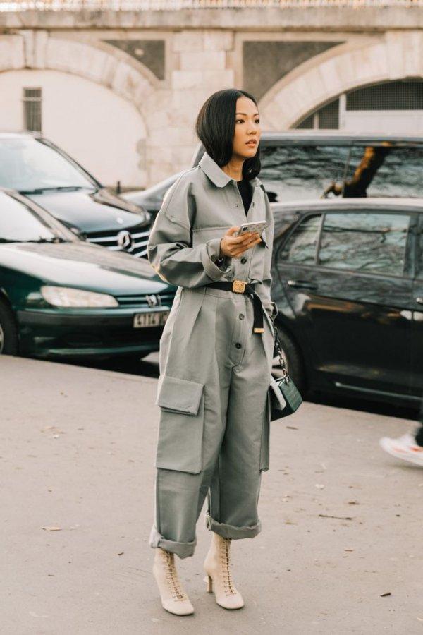 Street fashion, Trench coat, Clothing, Coat, Fashion,