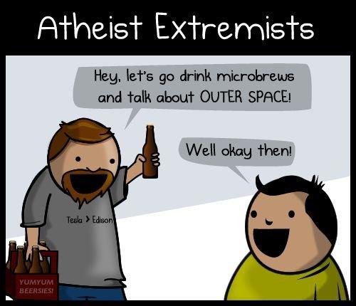 Atheist Extremists