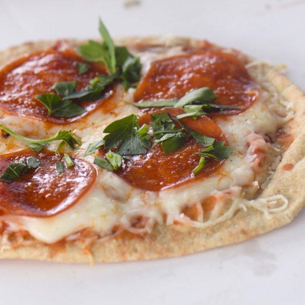 Pepperoni Pitza