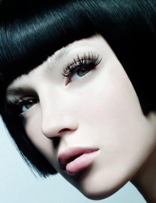 face,white,black,eyebrow,woman,