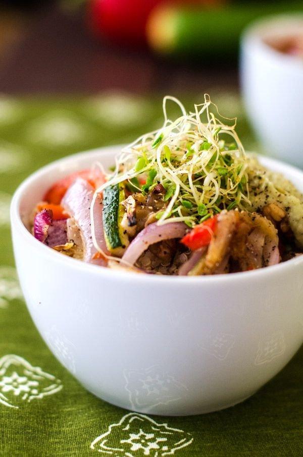 California Quinoa Bowl