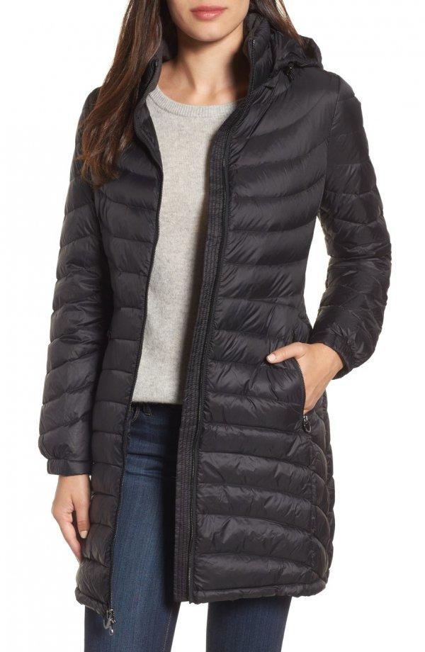 coat, hood, fur, overcoat, fur clothing,
