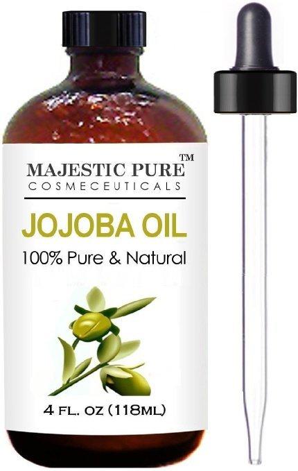 Majestic Pure Jojoba Oil