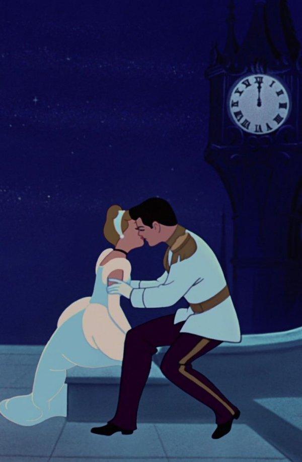 """Cinderella and Prince Charming, """"Cinderella"""""""