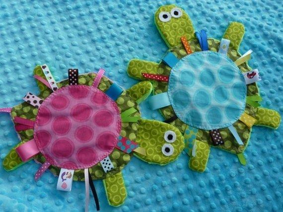 Crinkle Turtle