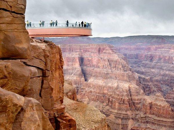 Grand Canyon Skywalk, Arizona, USA