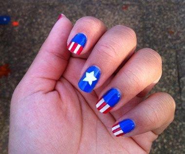 Captain America Via 16 Ways To Nail A