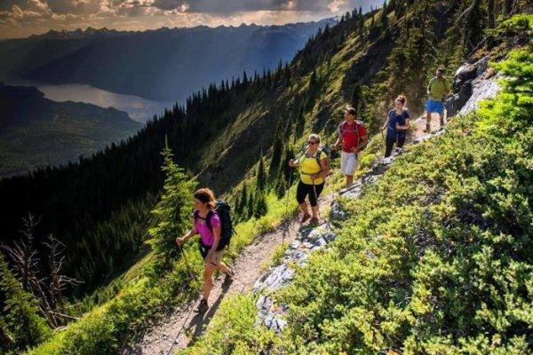 Mountain Trek – Canada