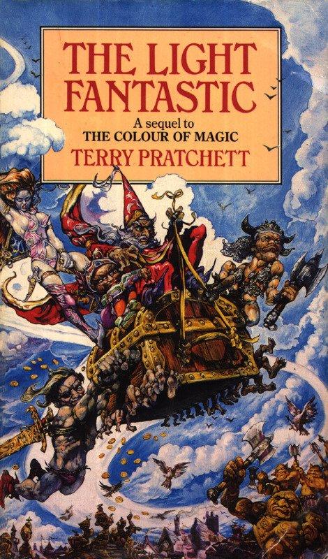 Discworld Series by Terry Pratchett
