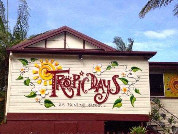 Tropic Days Hostel, Cairns, Australia