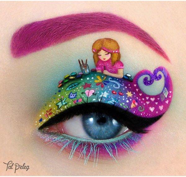 face,violet,purple,nose,eye,