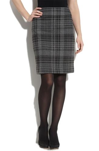 A Little Plaid Skirt