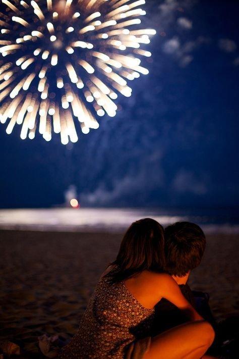 Fireworks, Baby