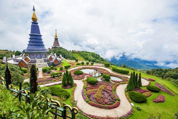 landmark, tourism, estate, tower, resort,